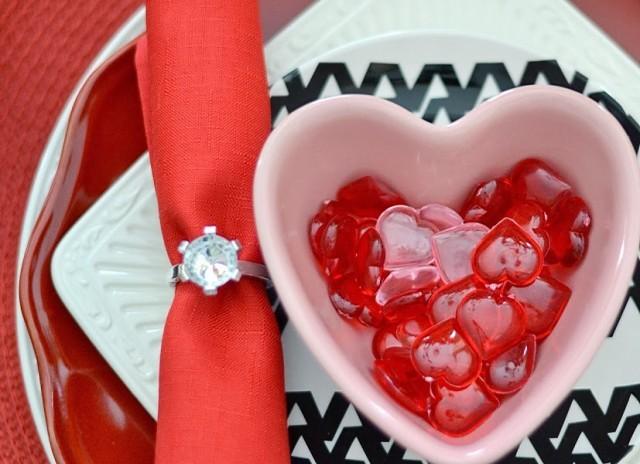 Декор ко дню святого Валентина фото