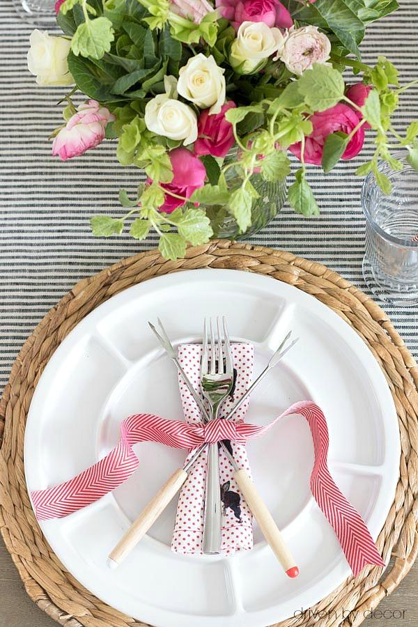 Романтический декор на день влюбленных — фото во французском стиле