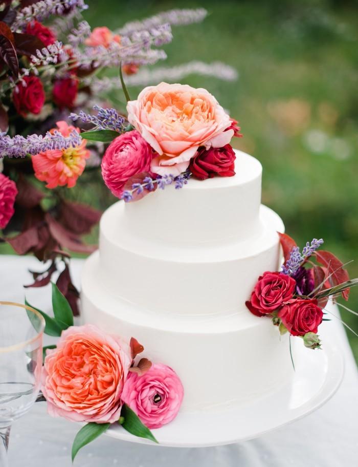 Красивые торты — 15 фото на 14 февраля