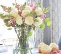 Красивый декор стола на день влюбленных - 10 фото в прованской стилистике | Дизайн в стиле Прованс - французский стиль кантри в вашем доме