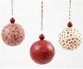 Декупаж елочных шаров – мастер-класс | Дизайн в стиле Прованс - французский стиль кантри в вашем доме