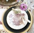 Оригинальные идеи для пасхального стола 2017 - 35 фото в стиле французского Прованса | Дизайн в стиле Прованс - французский стиль кантри в вашем доме