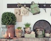 Идеи весеннего декора - 30 фото в стиле французского Прованса | Дизайн в стиле Прованс - французский стиль кантри в вашем доме