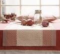 Красная новогодняя скатерть – как сшить своими руками | Дизайн в стиле Прованс - французский стиль кантри в вашем доме
