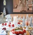 Новогодний интерьер 2017: 12 фото в стиле французского кантри Прованса | Дизайн в стиле Прованс - французский стиль кантри в вашем доме