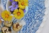 Пасхальные композиции из цветов - 30 фото в стиле французского кантри | Дизайн в стиле Прованс - французский стиль кантри в вашем доме