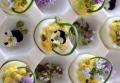 Фото-идея пасхальных мини-корзинок из яиц, цветов и зелени | Дизайн в стиле Прованс - французский стиль кантри в вашем доме