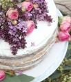 Пасхальный торт - 30 фото с цветочным украшением в стиле Прованс | Дизайн в стиле Прованс - французский стиль кантри в вашем доме