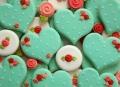 Расписные пряники ко дню влюбленных - 20 фото праздничных сладостей | Дизайн в стиле Прованс - французский стиль кантри в вашем доме