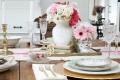 Романтический стол на 14 февраля - 12 фото в стиле Прованс   Дизайн в стиле Прованс - французский стиль кантри в вашем доме