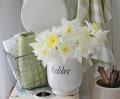Весеннее оформление интерьера - 30 фото флористических композиций в стиле Прованс | Дизайн в стиле Прованс - французский стиль кантри в вашем доме