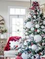 Красивый новогодний интерьер дома: 22 фото в стиле Прованс | Дизайн в стиле Прованс - французский стиль кантри в вашем доме