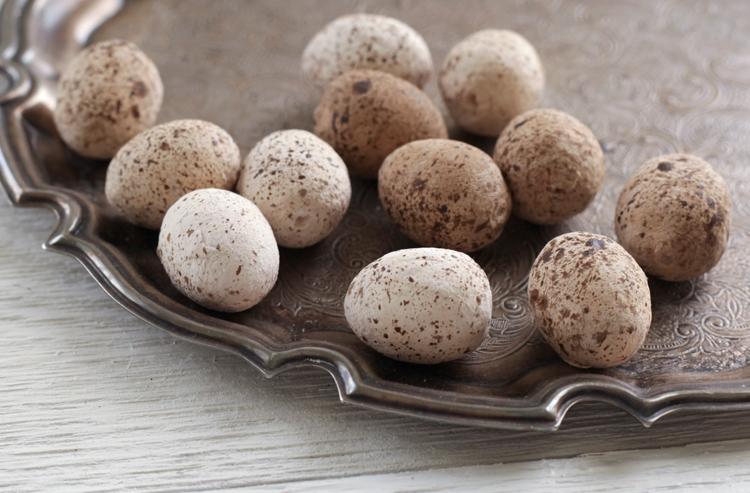 Декор пасхальных яиц: мастер-класс