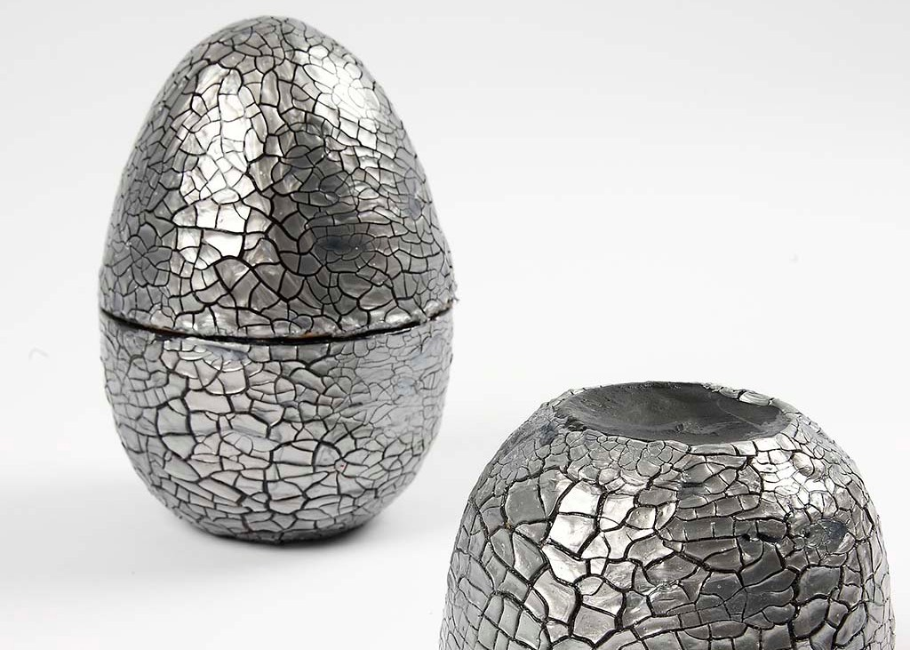 Декупаж яиц с кракелюром: 4 мастер-класса