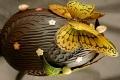Пасхальные шедевры: 7 фото дизайнерских шоколадных яиц | Дизайн в стиле Прованс - французский стиль кантри в вашем доме