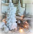 Гирлянда на елку в стиле Прованс   Дизайн в стиле Прованс - французский стиль кантри в вашем доме