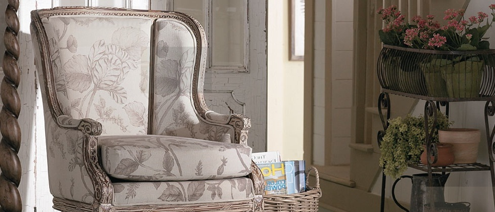 Сентиментальные нотки стиля Прованс в интерьере гостиной