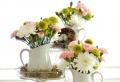 Как красиво украсить пасхальный стол: 7 фото | Дизайн в стиле Прованс - французский стиль кантри в вашем доме