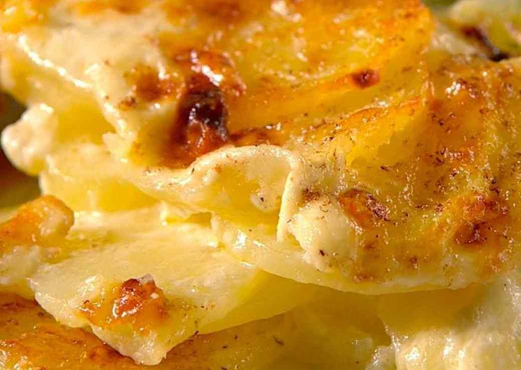 Картофель дофинуа по-провански