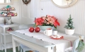 Красивая новогодняя кухня в стиле кантри: 14 фото | Дизайн в стиле Прованс - французский стиль кантри в вашем доме