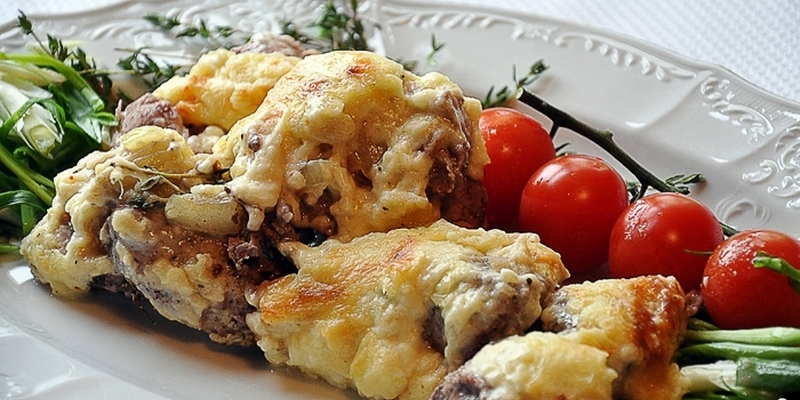Мясо по-провански