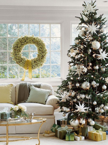 Картинки по запросу новогодний декор в стиле прованс