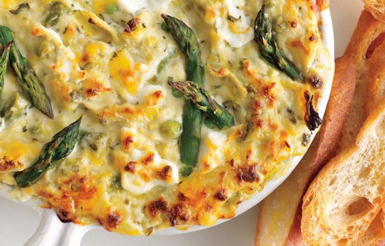 Овощи по-провански с сыром