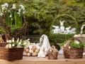 Пасхальная корзинка в стиле французского кантри Прованса   Дизайн в стиле Прованс - французский стиль кантри в вашем доме
