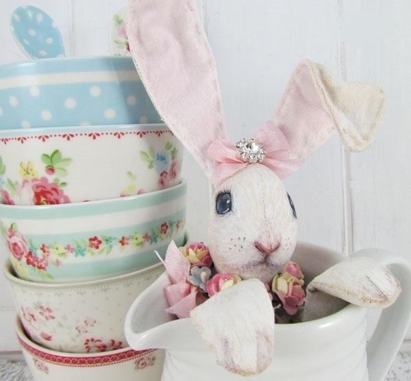 Фото влюбленных кроликов