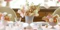 Пасхальный стол в стиле Прованс | Дизайн в стиле Прованс - французский стиль кантри в вашем доме