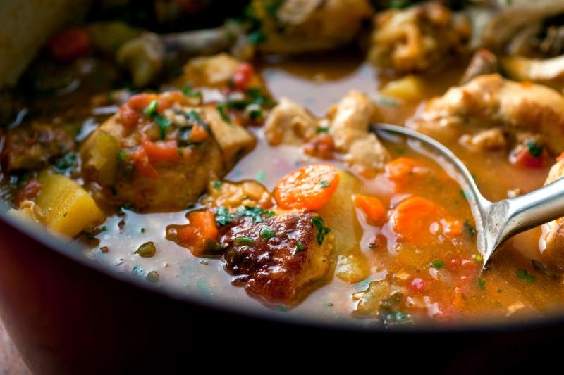 Прованский суп буйабес