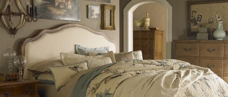 Романтическая спальня в стиле Прованс