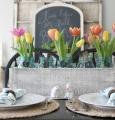 Украшение интерьера к пасхе: 14 фото | Дизайн в стиле Прованс - французский стиль кантри в вашем доме