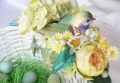 Украшение пасхальных корзин цветами: мастер-класс | Дизайн в стиле Прованс - французский стиль кантри в вашем доме