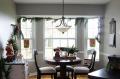 Новогоднее оформление окон в стиле Прованс | Дизайн в стиле Прованс - французский стиль кантри в вашем доме
